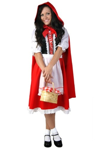 Click Here to buy Adult Little Red Riding Hood Costume from HalloweenCostumes, CDN Funds & Shipping