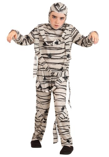 Monstrous Mummy Kids Costume