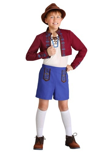 Hansel Costume for Boys