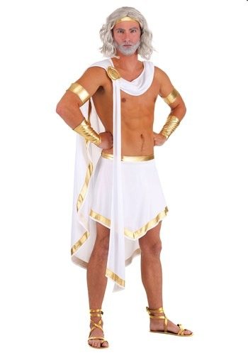 Zeus Costume for Men