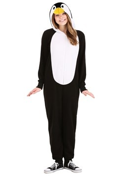 Adult Pajama Penguin Costume