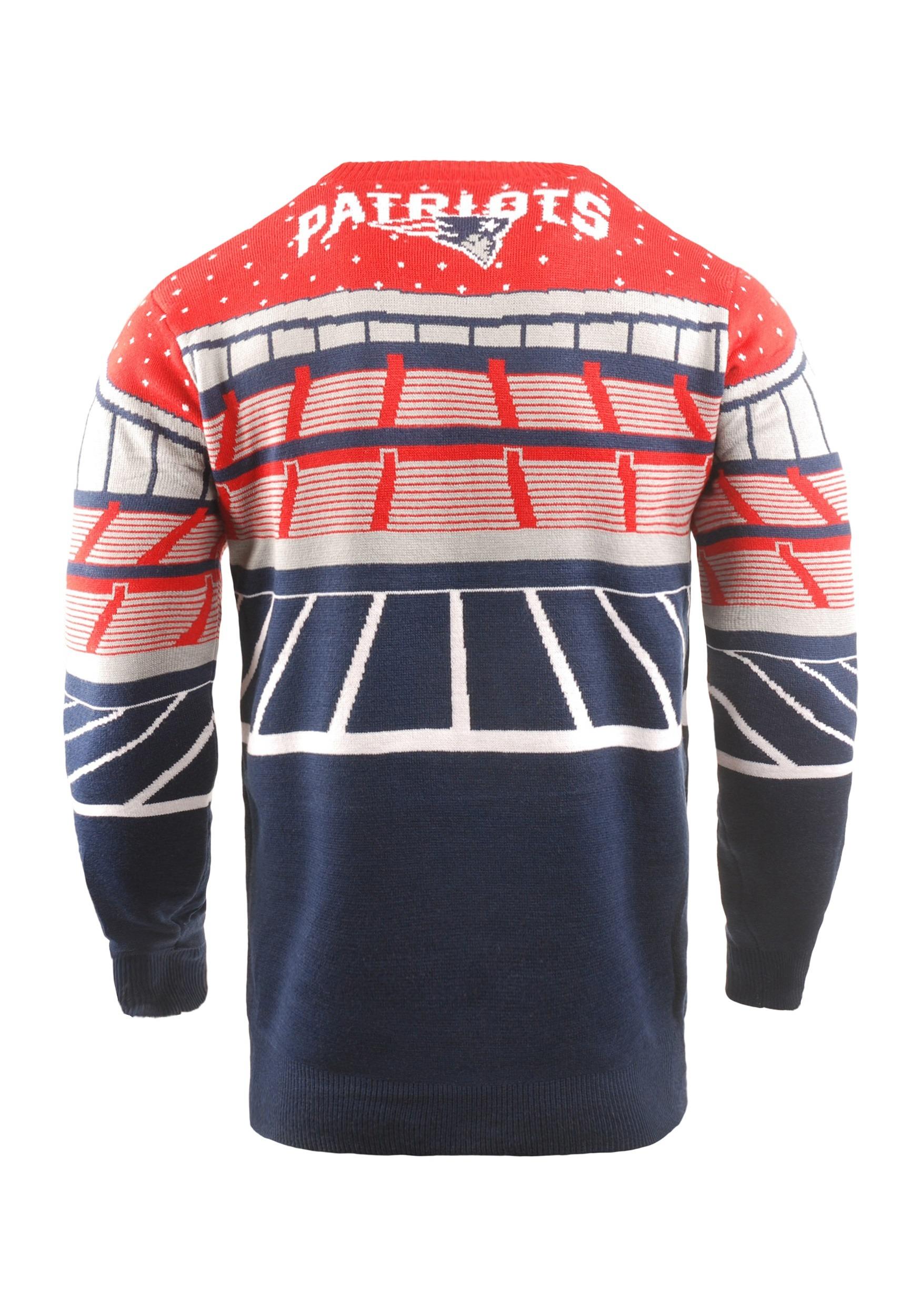 patriots christmas jersey