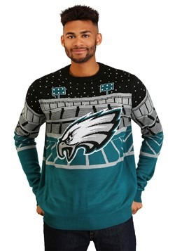 Philadelphia Eagles Light Up Bluetooth Christmas Sweater