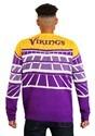 Minnesota Vikings Light Up Bluetooth Ugly Christmas Sweater