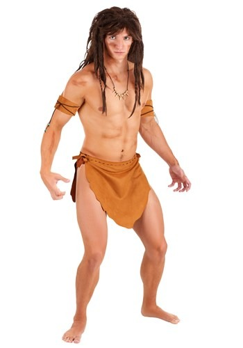 Jungle Man Costume