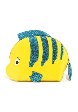 Danielle Nicole The Little Mermaid Flounder Cosmetic Case
