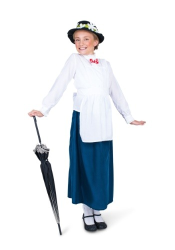 Click Here to buy Nanny Costume for a Girl from HalloweenCostumes, CDN Funds & Shipping