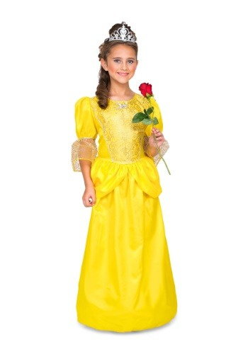 Girls Princess Beauty Costume
