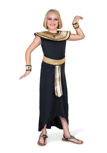 Click Here to buy Girls Egyptian Costume from HalloweenCostumes, CDN Funds & Shipping
