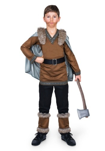 Barbarian Costume for Boys