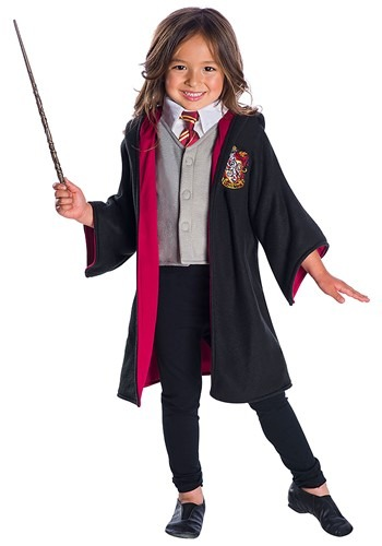 Click Here to buy Harry Potter Toddler Costume Uniform from HalloweenCostumes, CDN Funds & Shipping