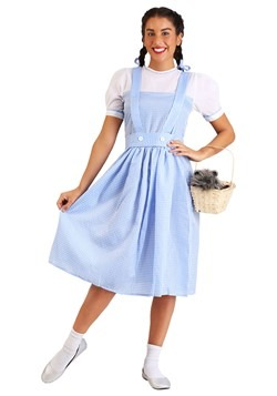 Adult Dorothy Costume Dress