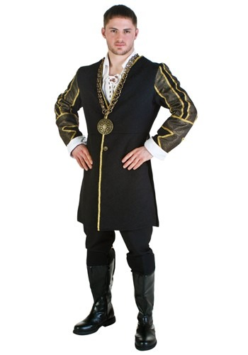 Click Here to buy King Henry VIII Costume from HalloweenCostumes, CDN Funds & Shipping