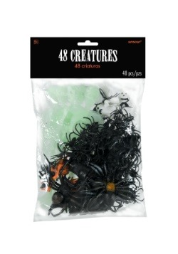 Bag of Halloween Creatures (48 in bag)