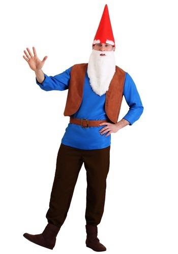 Men's Gnome Costume
