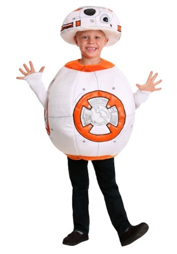 Star Wars BB-8 Costume for Kids