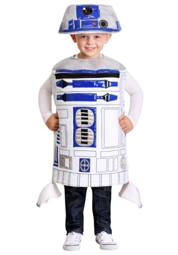 Star Wars R2-D2 Toddler Costume for Boys | Sci Fi Costume