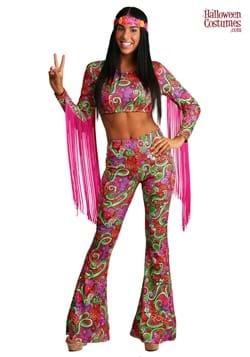 World Peace Women's Hippie Costume