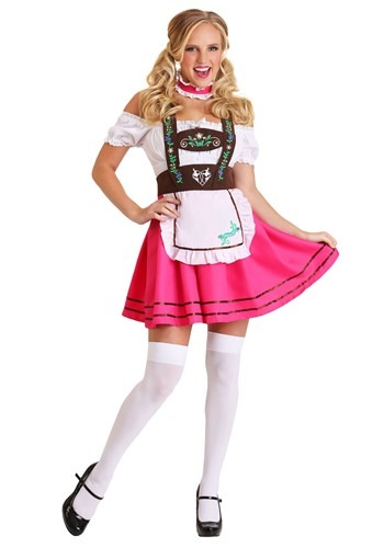 Click Here to buy Womens Plus Size Olga Oktoberfest Costume from HalloweenCostumes, CDN Funds & Shipping