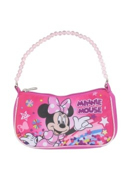 Girls Minnie Mouse Handbag