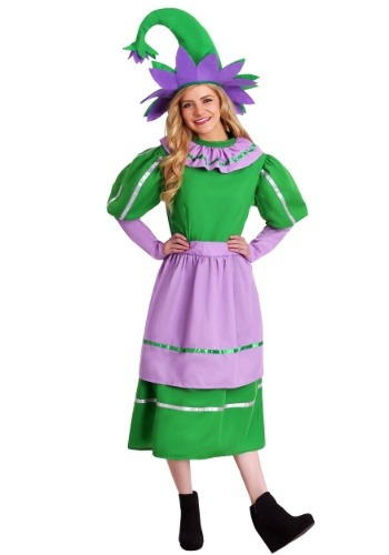 Click Here to buy Plus Size Munchkin Girl Costume from HalloweenCostumes, CDN Funds & Shipping