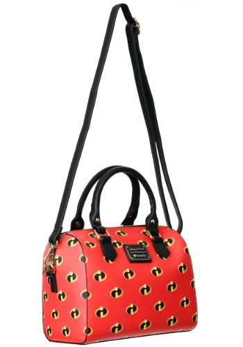 Loungefly Disney Incredibles Satchel Crossbody Purse