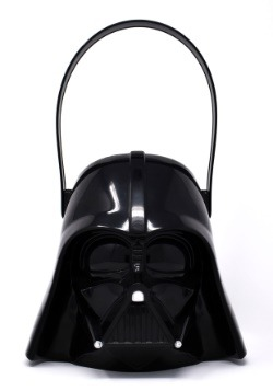 Darth Vader Plastic Trick or Treat Bucket