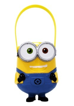 Minion Plastic Trick or Treat Bucket