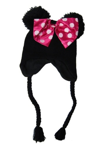 Click Here to buy Minnie Mouse Kids Peruvian Hat from HalloweenCostumes, CDN Funds & Shipping