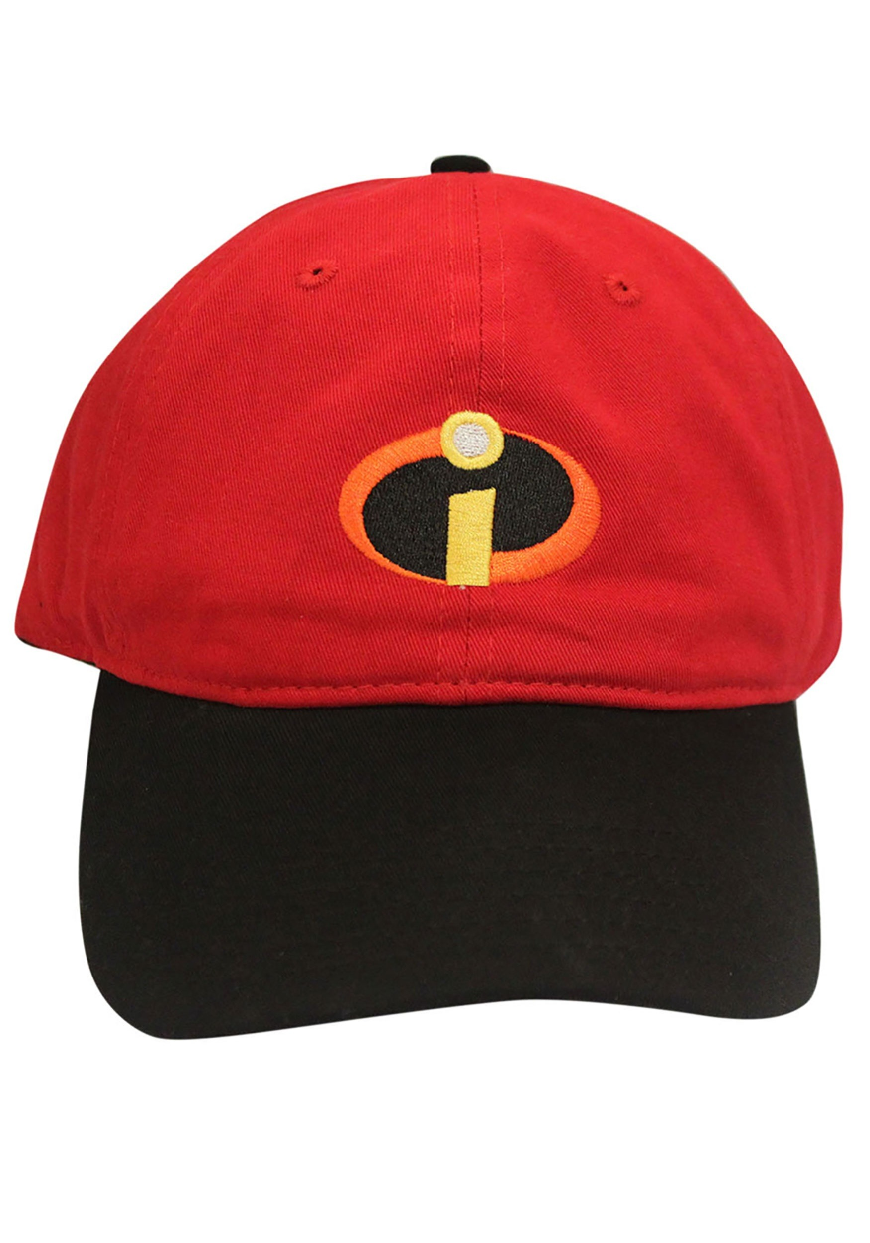 Disney Incredibles Logo Dad Cap