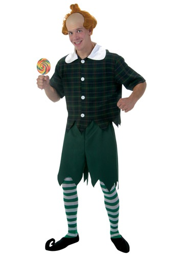 Click Here to buy Plus Size Munchkin Costume from HalloweenCostumes, CDN Funds & Shipping