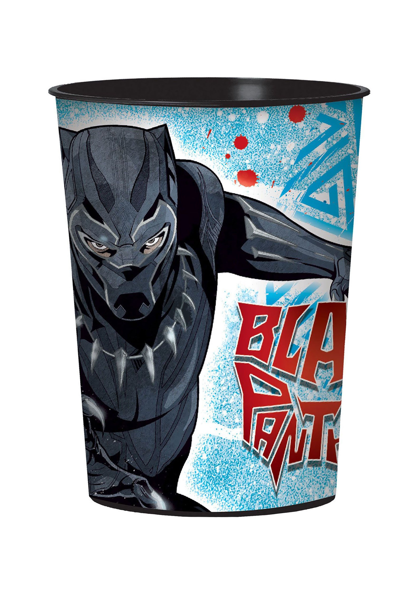 16_oz_Marvel_Black_Panther_Plastic_Party_Cup