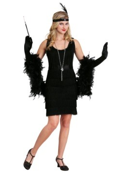Plus Size 1920's Flapper Costume-update1