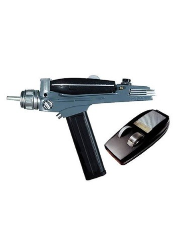 Click Here to buy Star Trek Tek Classic Phaser from HalloweenCostumes, CDN Funds & Shipping