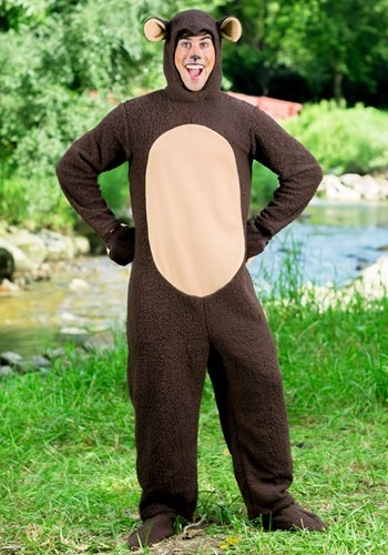 Plus Size Bear Costume