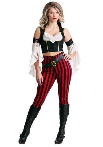Click Here to buy Salty Sea Pirate Womens Costume from HalloweenCostumes, CDN Funds & Shipping