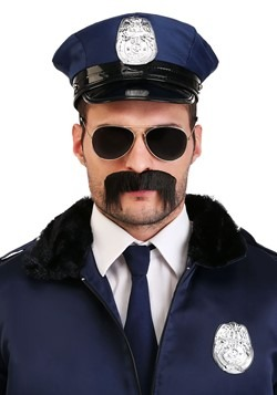 Police Officer's Mustache