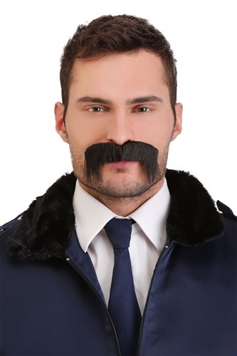 Mens Police Officer Mustache