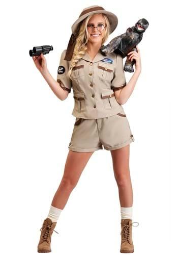 Adult's Archaeologist Costume