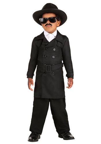 Secret Agent Man for Toddlers