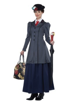 Women's Nanny Costume