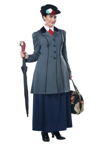 Womens Nanny Plus Size Costume