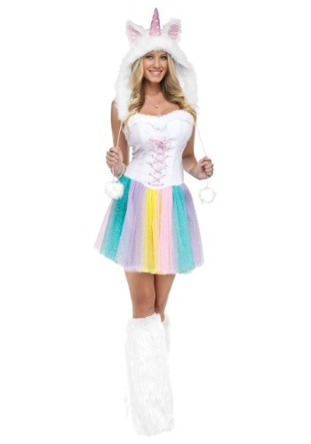 Unicorn Womens Costume