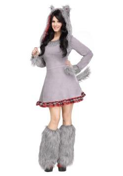 Women's Wolf Cub Costume