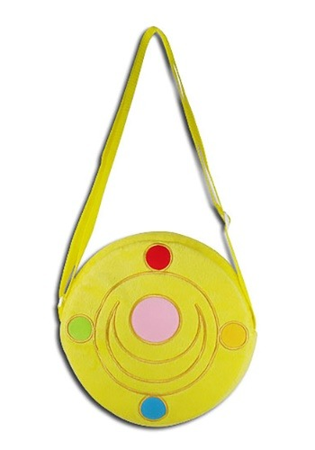 Click Here to buy Sailor Moon Costume Brooch Bag from HalloweenCostumes, CDN Funds & Shipping