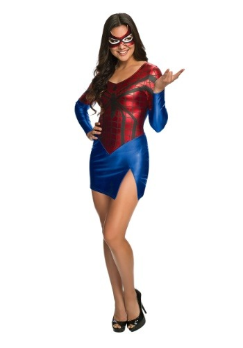 Women's Spiderman Costume