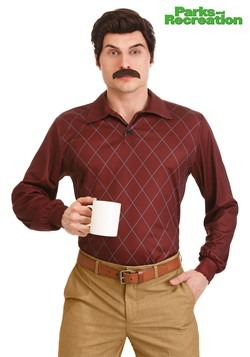 Ron Swanson Costume Parks and Recreation