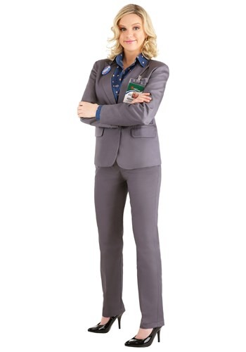 Leslie Knope Parks and Recreation Costume