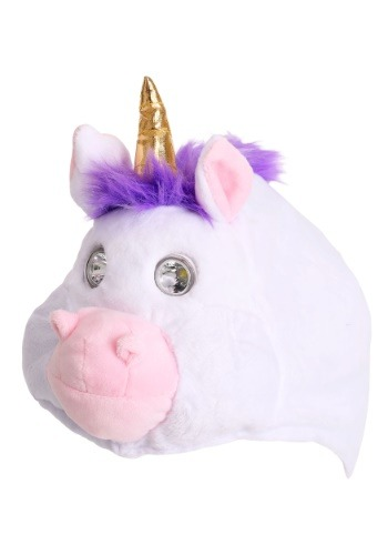Unicorn Head Lite Hat