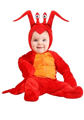 Rock Lobster Costume for Infants